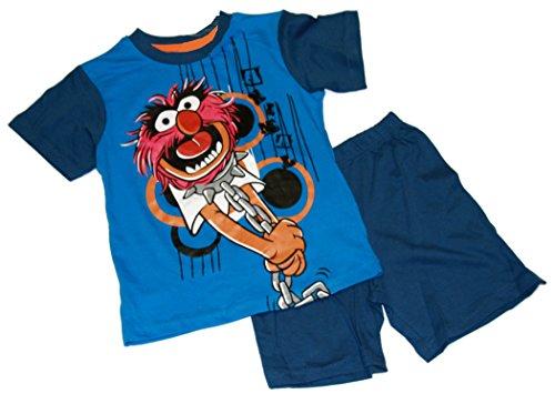 Muppets Pyjama Shorty-Set - Animal Monster -116