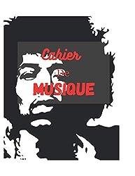 Cahier de Musique (French Edition)