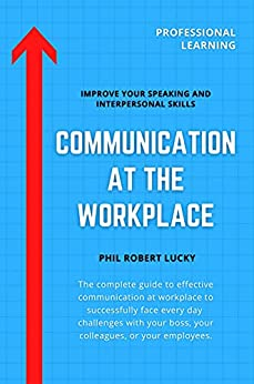 Book cover image for Communication at the Workplace