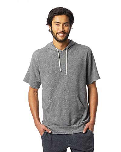 Alternative Men's Short Sleeve Hoodie