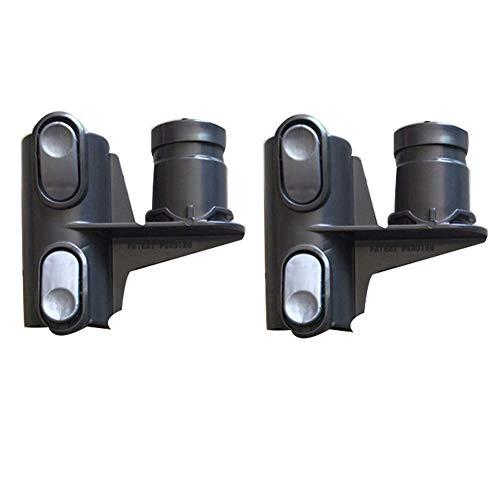 ETbotu Tête de Support de Rangement sous Vide pour Dyson Dc58 DC59 DC62 V6 DC35 DC45 Aspirateur brosses pièces Accessoires