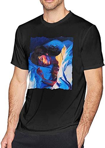 Mens Funny Lorde Melodrama T Shirt Black,Large