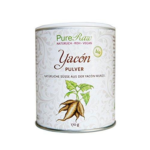 Yacón Pulver, 170 g (Bio & Roh) (1)