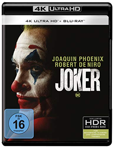 Joker  (4K Ultra HD) (+ Blu-ray)
