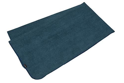 VAUDE 30384 Comfort Towel III XL - Toalla de Mano (Talla XL), Color Azul