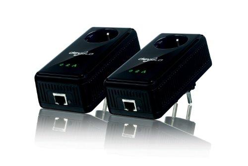 Devolo dLAN 200 AVplus SE II Starter Kit schwarz