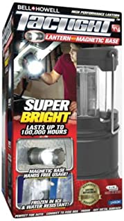 Bell + Howell TacLight Lantern Portable LED Collapsible Camping & Outdoor Torch