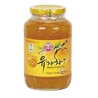 【韓国食品‐お茶】 韓国のお茶 ★三和(サンファ)蜜入りゆず茶 1kg★
