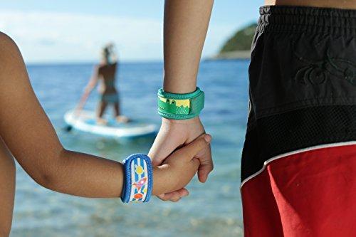 Para Kito Insektenschutz Armband Erwachsene 1 STK (1 Armband + 2 Plättchen)