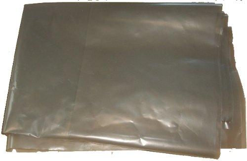 Müllsack Müllbeutel 500 Liter 680 + 420 x 1620 mm 80my extra stark 10 Stück