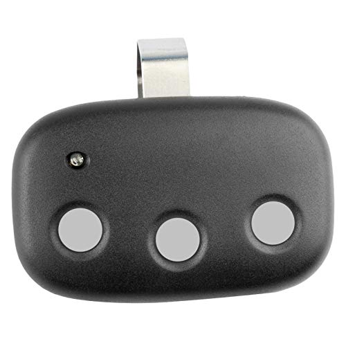 Garage Door Remote for Linear Megacode MCT-3 DNT00089 (3-btn)