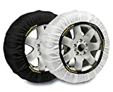 Goodyear GOD8011 Catene da Neve Tessile Ultra Grip, M, Set di 2,...
