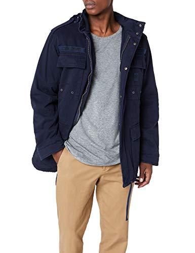 Brandit Herren Ryan M65 winterjacket Jacke, Blau (Navy 8), X-Large