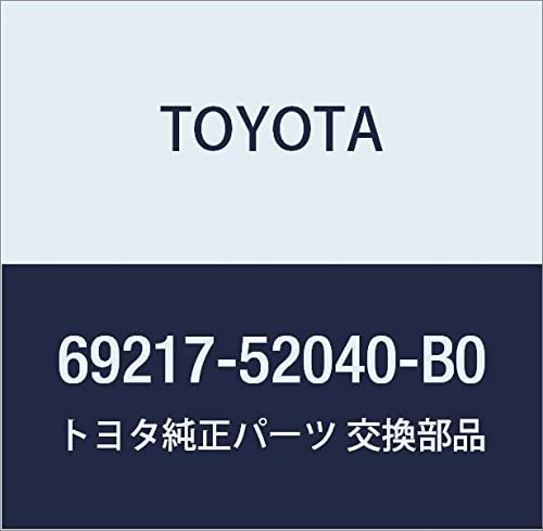 wholesale Genuine Toyota 69217-52040-B0 Door Cover List price Handle