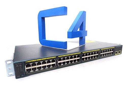 Cisco Catalyst 2960 Gestionado L2 Fast Ethernet 10/100
