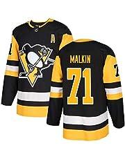 AFDLT Heren Hockey Pullover NHL Penguins N#71/N#87/N#59/N#66/N#81/N#58/N#72/N#30 Ice Hockey Jerseys dames sweatshirts,