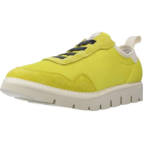 Panchic Calzado Deportivo Mujer P05W14006NS6 para Mujer Amarillo 36 EU