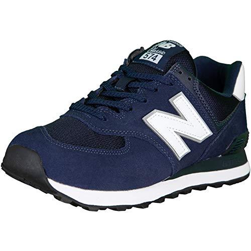 New Balance NB 574 Zapatillas, color Azul, talla 44 EU