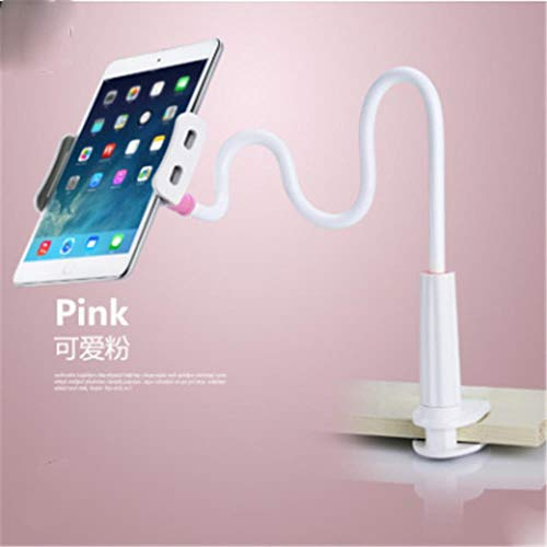 Universal Long Arm Tablet Stand Holder For Ipad Air Mini Samsung Xiaomi Huawei Kindle 4.0 To 11 Inch Phone & Tablet Stand Holder,Pink