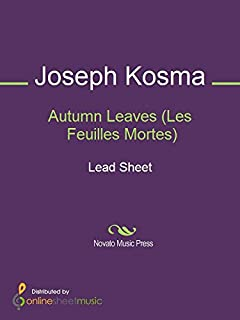 Autumn Leaves (Les Feuilles Mortes)