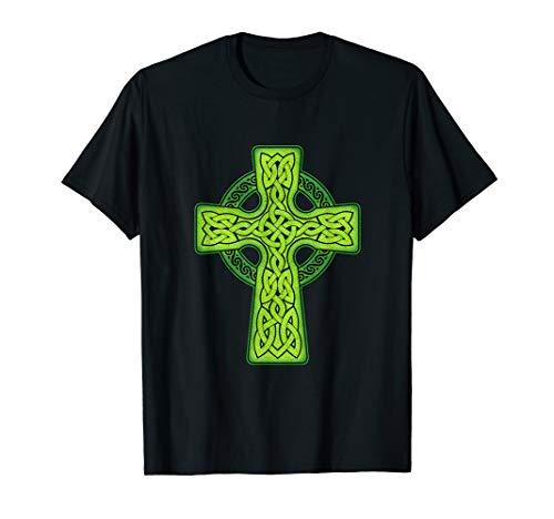 Gothic Celtic Cross gift T-Shirt