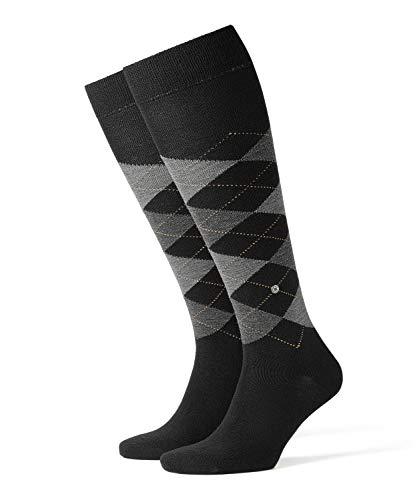 BURLINGTON Herren Edinburgh M KH Socken, Blickdicht, Schwarz (Black 3000), 40-46