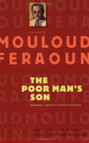 The Poor Man's Son (CARAF Books: Caribbean and African Literature Translated from French)