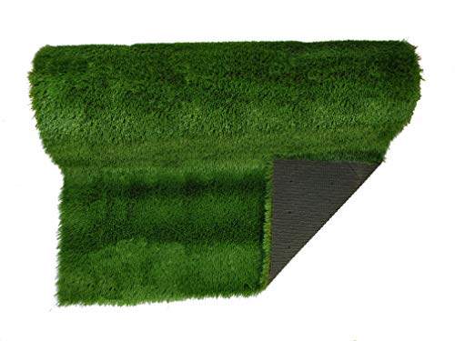 Gardiun konstväxt, 1 x 5 m Clover Pro 40 mm extra mjuk, grön