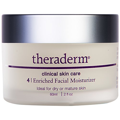 Theraderm Enriched Facial Moisturizer - Contains superfine lanolin for rich hydration