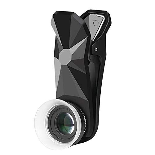 SJSXTLLL Universal 12-24X Makro Fotografie Objektiv Für J5 2017 J7 2017 A7 J5 Prime Handy Kamera Objektiv
