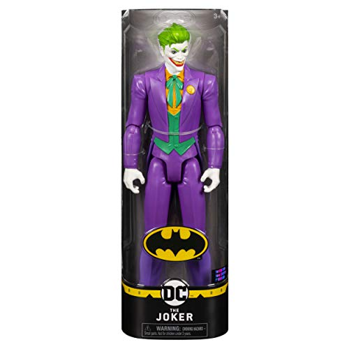 DC Comics Batman, Figura de acción de 12 Pulgadas The Joker