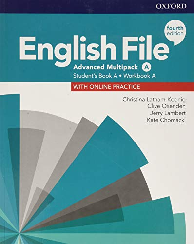 English File 4th Edition Advanced. Student's Book Multipack A (English File Fourth Edition)