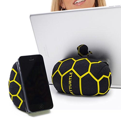 SmartTurtle - Supporto per Tutti Gli Smartphone e Tablet, Giallo