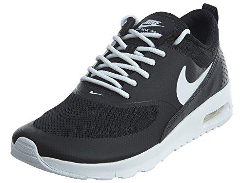 Nike Schuhe Air MAX Thea GS Black-White (814444-006) 37,5 Schwarz