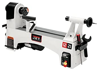 JET JWL-1221VS 12 x21  Variable-Speed Woodworking Lathe  719200