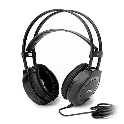 AKG K 511 Cuffie Stereo Imbottite Morbide, Multiuso Livello Base, Compatibili con Dispositivi Apple iOS e Android, Nero in offerta - Polaris Audio Hi Fi