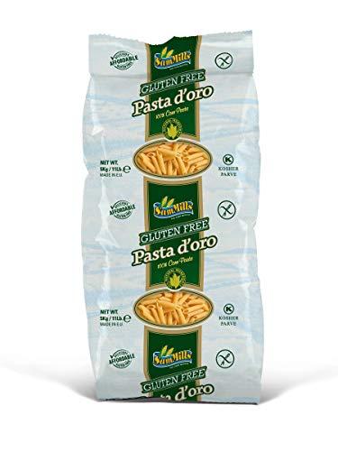 Sam Mills - Pasta d'oro Penne Rigate | Glutenfreie Nudeln | 5 kg Packung