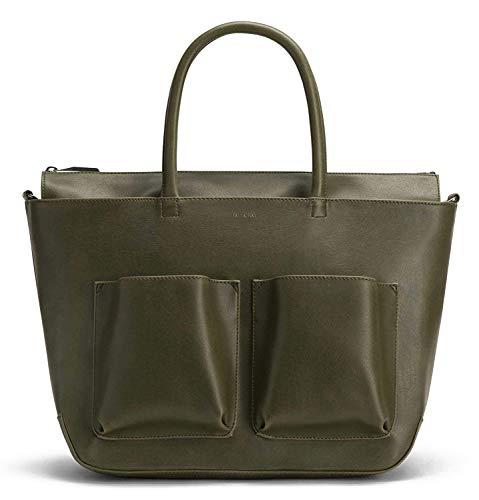 Matt & NatF16RAYLANMED-VN - Raylan Medium Diaper Bag Damen , Grn (olivgrün), Medium