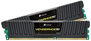 Corsair Vengeance Low Profile - Módulo de Memoria XMP de Alto Rendimiento de 8 GB (2 x 4 GB, DDR3, 1600 MHz, CL9), Blanco (CML8GX3M2A1600C9W) (B005DKZK84) | Amazon price tracker / tracking, Amazon price history charts, Amazon price watches, Amazon price drop alerts