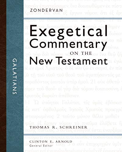 Image of Galatians (9) (Zondervan Exegetical Commentary on the New Testament)
