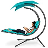 Best Pool Chairs - Best Choice Products Hanging Chaise Lounger Chair Arc Review