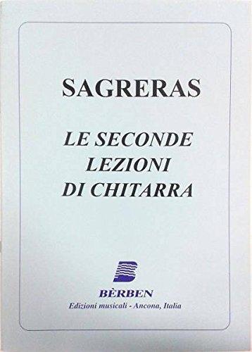 SAGRERAS - Le Seconde Lezioni