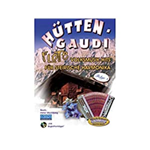 Huettengaudi 1 – Flotte Harmonika Hits. Handharmonika