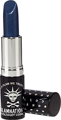 Manic Panic Kiss Of Death Lethal Lipstick - Shimmering Cherry Red Lipstick - Creamtones Lipsticks Have A Buttery Semi-matte Finish - Cruelty Free - Long Lasting Moisturizing Red Lip stick