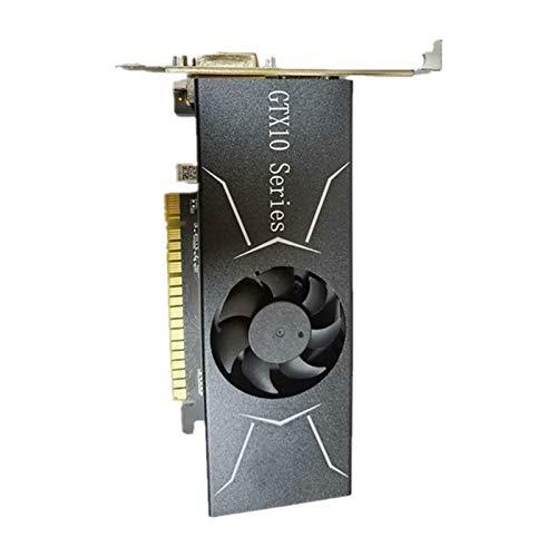 Katigan Scheda Immagine GTX 1050, 4Gb 128Bit Ddr5 Scheda Immagine per Giochi ad Alte Prestazioni e Basso Consumo Adatta per Desktop