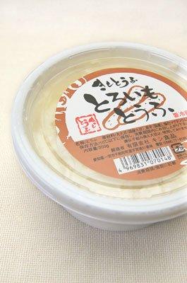 とろ芋とうふ(寄せ豆腐) 100% 国産大豆使用のとろとろ食感