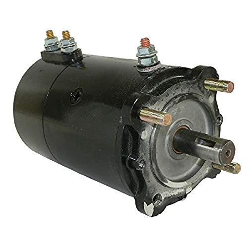 DB Electrical 430-20097 Winch Motor for Ramsey Braden Hickey Desert Tulsa Camindustries Pierce/ 12 Volt 2100 RPM Reversible 4.8 HP Double Ball Bearing, W-9144, W-8933, W-9143, W-6900, W-9133, MUR6202