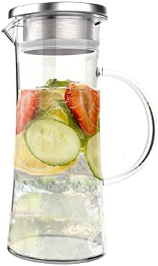 Classic Cuisine Glass Pitcher 50 oz Clear product image