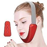 Dispositivo facial, estiramiento facial eléctrico Dispositivo reafirmante Formador de cara en V Máquina formadora de cara en V Máquina masajeadora con vibración Levanta y estira eficazmente los múscul