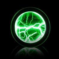 1. Wir verwenden superhelle Technologie, die Mikroelektronik kombiniert, um eine erstaunliche Anzeige von Flachbildscheiben mit Plasma-Licht zu schaffen, die auf Ihre Berührung, Stimme oder Tanzmusik reagiert. 2. Wir setzen alle erstaunliche Technolo...